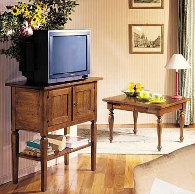 Comoda tv la comanda mobilier baroc for Mobilier tv